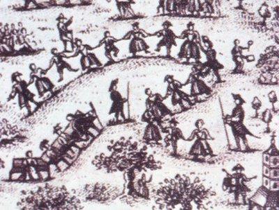 Soka-dantza XVIII. mendean