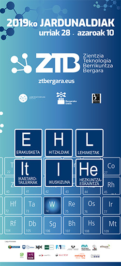 ZTB 2019 jardunaldietako kartela